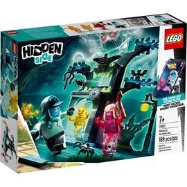 Конструктор LEGO®Hidden Side 70427 Добро пожаловать в Hidden Side.