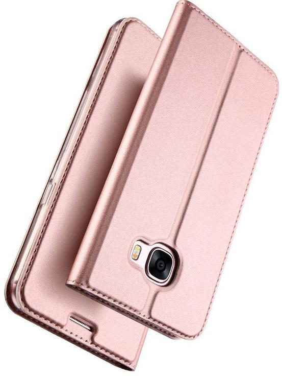 Dux Ducis Premium Magnet Case For Xiaomi Pocophone F1 Rose Gold