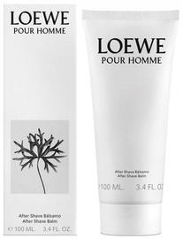 Бальзам после бритья Loewe Pour Homme White, 100 мл