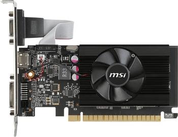 Videokarte MSI GeForce GT 710 GT7101GD3LP 1 GB GDDR3