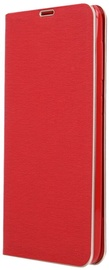 OEM Smart Venus Book Case With Frame For Samsung Galaxy A70 Red