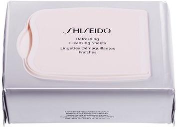 Shiseido Refreshing Cleansing Sheets 30 Sheets