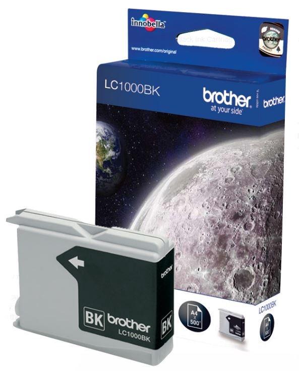 Brother LC1000BK Toner Cartridge Black