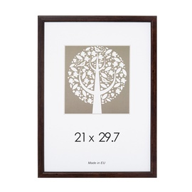 Savex Photo Frame 10x15cm Brown