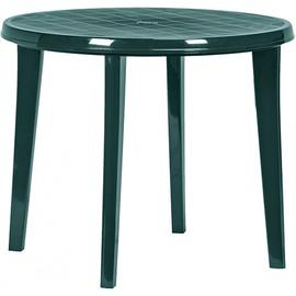 Садовый стол Keter Lisa Dark Green, 90 x 90 x 73 см