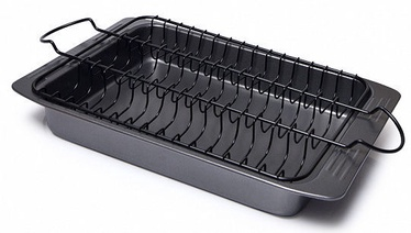 Fissman Roaster Pan With Removable Rack 42x23.5x4.5cm