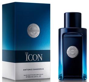 Туалетная вода Antonio Banderas The Icon 100ml EDT