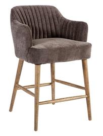 Bāra krēsls Home4you Thomas Grey