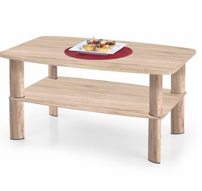 Kafijas galdiņš Halmar Astra 2 San Remo Oak, 1000x630x500 mm