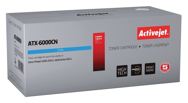 ActiveJet Toner ATX-6000CN Cyan