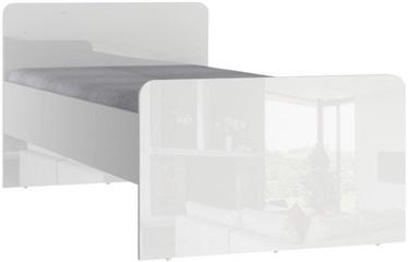 Кровать Tuckano Spaceship 11 White, 194x94 см