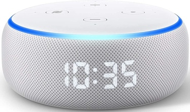 Amazon Echo Dot 3 Clock Sandstone