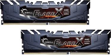G.SKILL Flare X for AMD 16GB 3200MHz CL16 DDR4 KIT OF 2 F4-3200C16D-16GFX
