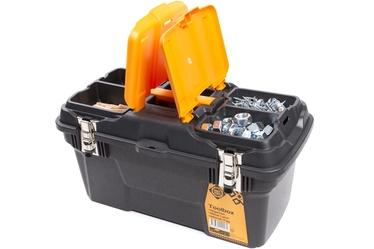 Коробка для инструментов Forte Tools, 26.3 x 25 x 49.4 cm