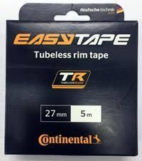 Continental Easy Tape Tubeless 27mm 5m