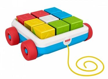 Izglītojošās rotaļlietas Fisher Price Pull Along Activity Blocks GJW10