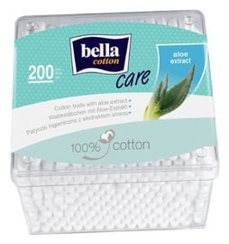 Bella Aloe Vera Cotton Pads In Box 200pcs