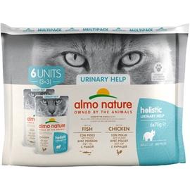 Mitrā kaķu barība Almo Nature Urinary Help Holistic Urinary Help, 0.070 kg