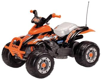 Rotaļlieta bezvadu kvadracikls Peg Perego Corral T-Rex Black/Orange IGOR0066