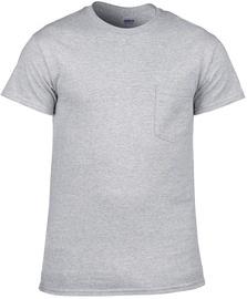 Gildan Cotton T-Shirt Grey XXL