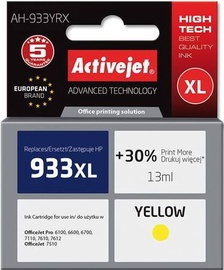 ActiveJet Cartridge AH-933YRX For HP 13ml Yellow