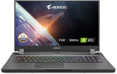 """Klēpjdators AORUS 17G XD, Intel® Core™ i7-11800H, 32 GB, 512 GB, 17.3 """""""
