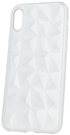 Mocco Trendy Diamonds Back Case For Samsung Galaxy J3 J330 Transparent