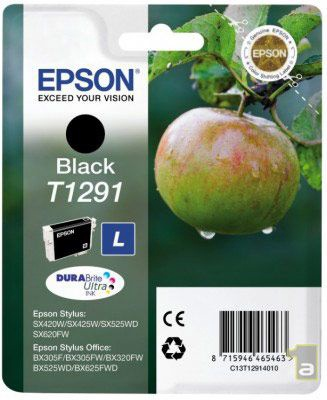 Epson INK C13T12914010 BLACK