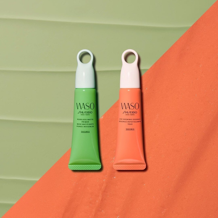 Grima bāze Shiseido WASO Poreless Matte, 20 ml