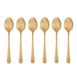 Ложка Maku Tea Spoons 14.2cm 6pcs Gold