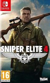 Nintendo Switch spēle Sniper Elite 4: Italia SWITCH