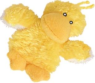 Kong Refillable Duck CA10092 Yellow