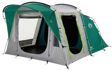 4-местная палатка Coleman Oak Canyon, зеленый/серый