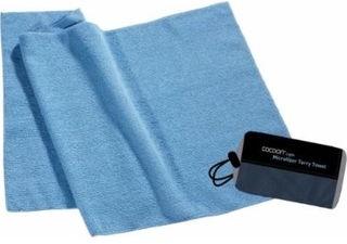 Cocoon Microfiber Terry Towel Blue L