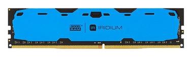Operatīvā atmiņa (RAM) Goodram IRIDIUM Blue IR-B2400D464L17/16G DDR4 16 GB CL17 2400 MHz