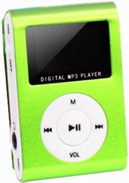 Mūzikas atskaņotājs Setty Super Compact Green, - GB