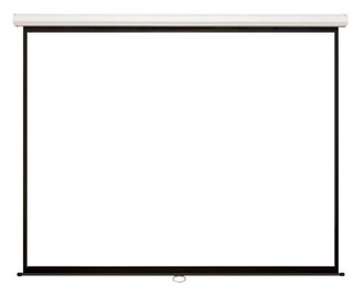4World Wall Projection Screen 4:3 203 x 152
