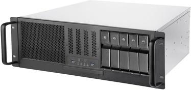 Корпус сервера SilverStone SST-RM41-H08, черный