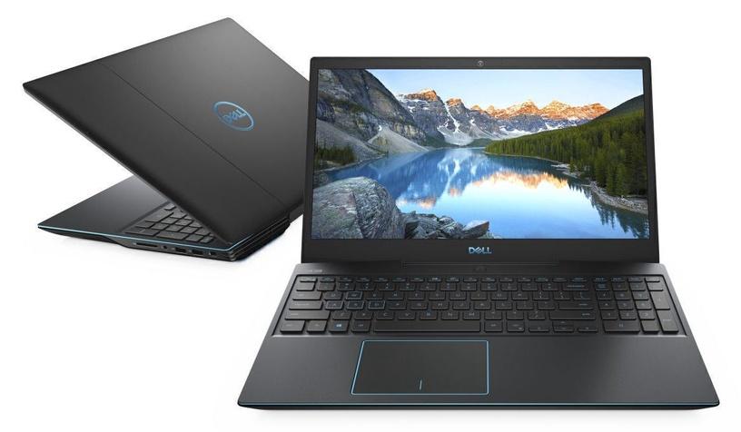 Ноутбук Dell G3 15 3500 273456534 PL Intel® Core™ i7, 8GB/512GB, 15.6″
