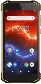 Mobilais telefons MyPhone Hammer Energy 2, melna/oranža, 3GB/32GB
