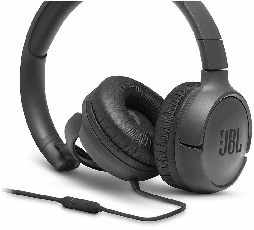 Наушники JBL T500, черный