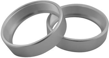 Singularity Computers Protium Reservoir Retention Ring Silver 2-Pack