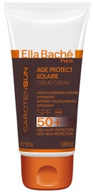 Sauļošanās krēms Ella Bache Age Protect Solaire Sun Age Protect Cream SPF50+, 50 ml
