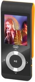 Музыкальный проигрыватель Trevi MPV1728 Orange, 4 ГБ