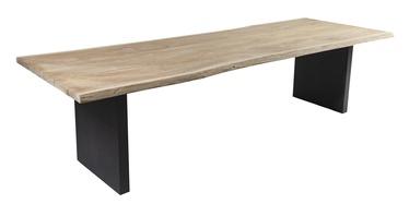 Садовый стол Home4you Royal 13266, коричневый, 290 x 100 x 76 см