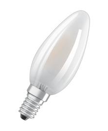 LAMPA LED B35 6.5W E14 827 806LM DIM MAT