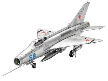Revell MiG-21 F.13 Fishbed C 1:72 03967