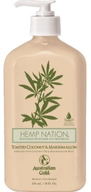Australian Gold Hemp Nation Hydrating Body Lotion 535ml Coconut & Marshmallow