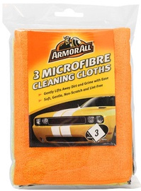ArmorAll Microfibre Cleaning Cloth 3pcs