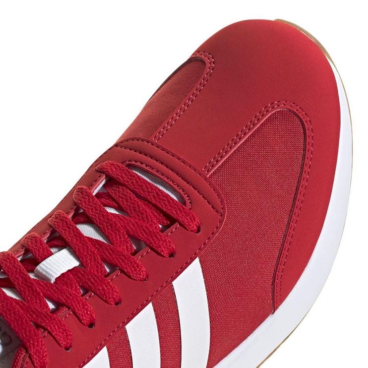 Adidas Run60s Shoes EG8689 Red/White 44